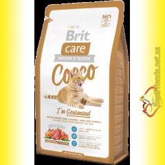 Brit Care Cat Cocco корм для привередливых кошек 7кг