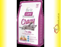 Купить Brit Care Cat Crazy корм для котят 7кг