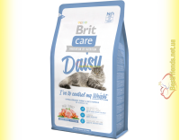 Купить Brit Care Cat Daisy корм для кошек с избыточным весом 7кг