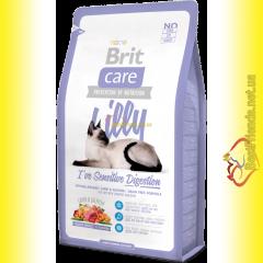 Brit Care Cat Lilly корм для кошек с чувствительным пищеварением 7кг
