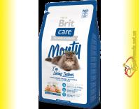 Купить Brit Care Cat Monty корм для кошек, живущих в помещении 7кг