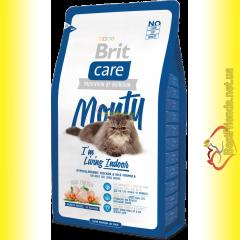 Brit Care Cat Monty корм для кошек, живущих в помещении 7кг