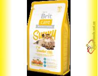 Купить Brit Care Cat Sunny корм для кошек, дополнительный уход за шерстью 7кг