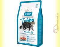 Купить Brit Care Cat Tobby корм для кошек крупных пород 7кг