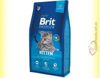 Купить Brit Premium Cat Kitten корм для котят 8кг