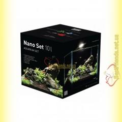 COLLAR Nano Set 10л аквариумный набор