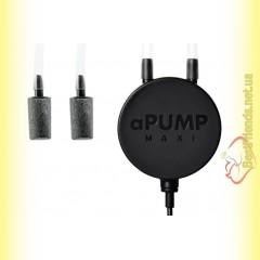 COLLAR Бесшумный аквариумный компрессор aPUMP MAXI