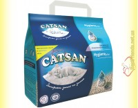 Купить Catsan Hygiene plus впитывающий гигиенический наполнитель 10л