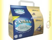 Купить Catsan Ultra plus Комкующийся гигиенический наполнитель 5л