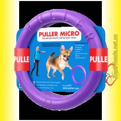 Collar Тренировочный снаряд для собак Puller Micro
