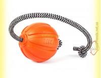 Купить Collar Мячик ЛАЙКЕР Корд на шнуре, 7см