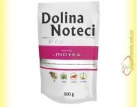 Купить DN Premium doypack для собак с индейкой 500гр
