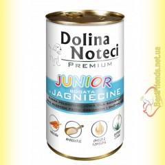 DN Premium консерва для щенков с ягненком 400гр