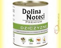 Купить DN Premium консерва для собак с дичью 800гр
