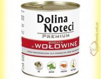 Купить DN Premium консерва для собак с говядиной 800гр