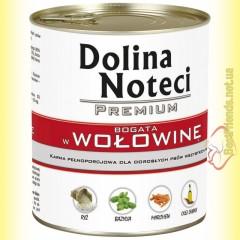 DN Premium консерва для собак с говядиной 800гр