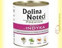 Купить DN Premium консерва для собак с индейкой 800гр