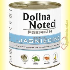 DN Premium консерва для собак с ягненком 800гр