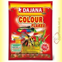 Dajana Color 13гр. корм для декоративных рыбок