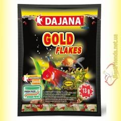 Dajana Gold 13гр. корм для золотых рыбок