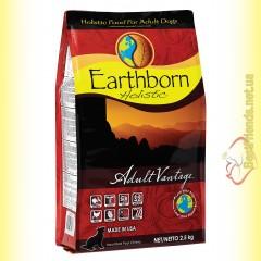 Earthborn Holistic Adult Vantage корм для взрослых собак всех пород 2,5кг