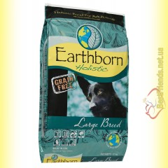Earthborn Holistic Large Breed корм для взрослых собак крупных пород 12кг