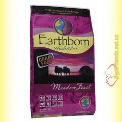 Earthborn Holistic Meadow Feast Беззерновой корм для собак 12кг