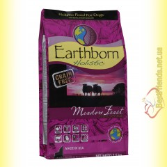 Earthborn Holistic Meadow Feast Беззерновой корм для собак 2,5кг