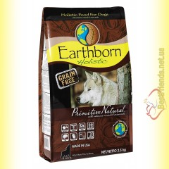 Earthborn Holistic Primitive Natural Беззерновой корм для собак 2,5кг