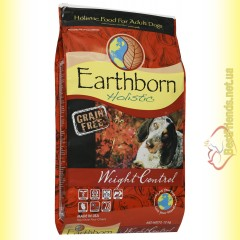 Earthborn Holistic Weight Control Беззерновой корм для собак склонных к полноте 12кг