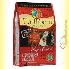 Earthborn Holistic Weight Control Беззерновой корм для собак склонных к полноте 2,5кг
