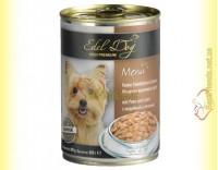 Купить Edel Dog нежные кусочки в соусе с индейкой и печенью 400гр