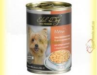 Купить Edel Dog нежные кусочки в соусе с птицей и морковью 400гр