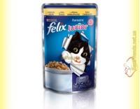 Купить Felix Fantastic Junior кусочки с Курицей в желе 100гр