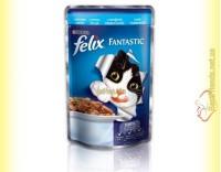 Купить Felix Fantastic кусочки с Треской в желе 100гр