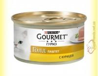 Купить Gourmet Gold паштет с Курицей 85гр