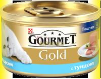 Купить Gourmet Gold паштет с тунцом 85гр