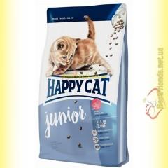 Happy Cat Supreme Junior корм для котят 10кг