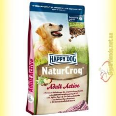 Happy Dog NaturCroq Active корм для активных собак 15кг