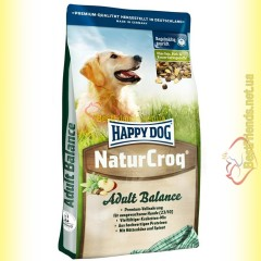 Happy Dog NaturCroq Balance корм для взрослых собак 15кг
