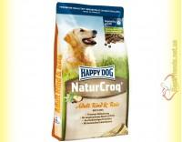 Купить Happy Dog NaturCroq Rind & Reis корм для взрослых собак 15кг