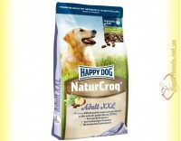 Купить Happy Dog NaturCroq XXL корм для собак крупных пород 15кг