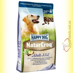 Happy Dog NaturCroq XXL корм для собак крупных пород 15кг