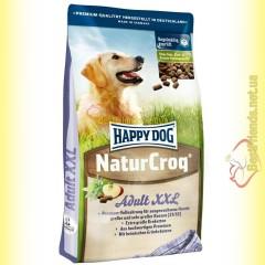 Happy Dog NaturCroq XXL корм для собак крупных пород 15кг