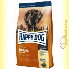 Happy Dog Supreme Sensible Toscana 12,5кг