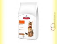 Купить Hill's Science Plan Feline Adult Optimal Care с Ягненком, для кошек 400гр