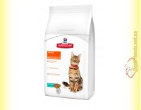Купить Hill's Science Plan Feline Adult Optimal Care с Тунцом, для кошек 400гр