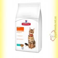 Hill's Science Plan Feline Adult Optimal Care с Тунцом, для кошек 400гр