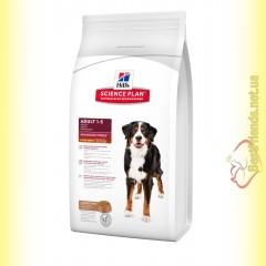 Hill's Science Plan Canine Adult Advanced Fitness Large Breed Ягненок и Рис, для крупных собак 12кг