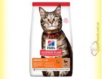 Купить Hill's Science Plan Adult Cat with Lamb корм для кошек с Ягненком